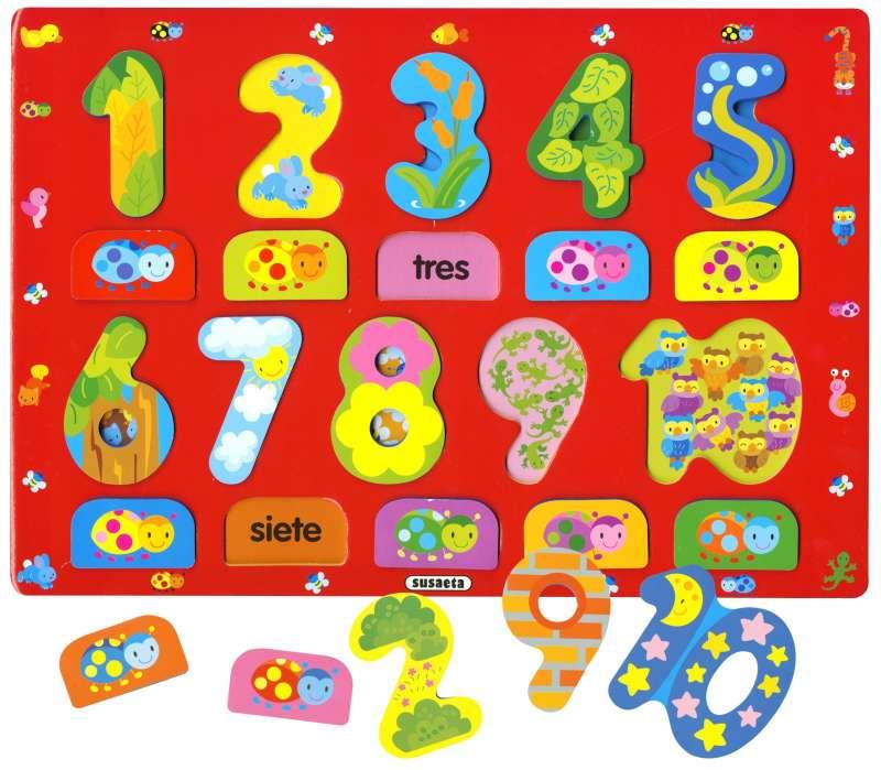 Puzle de números