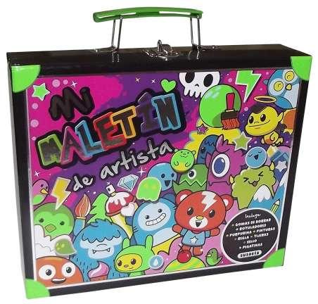 Mi maletín de artista