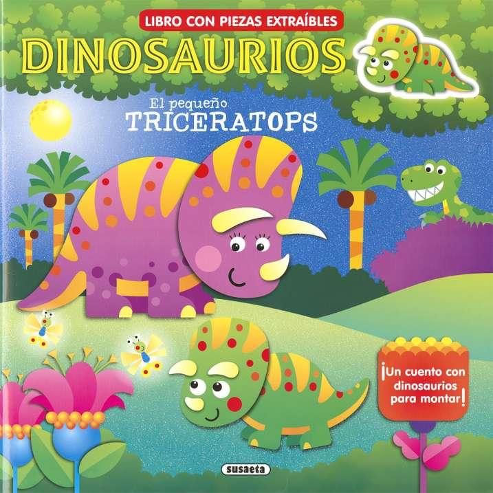 El pequeño triceratops