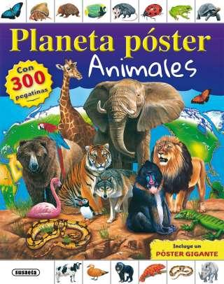 Planeta póster animales