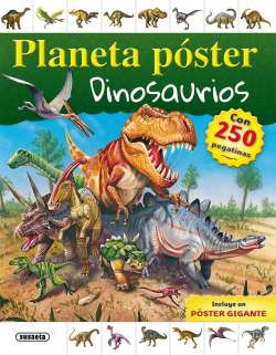 Planeta póster Dinosaurios