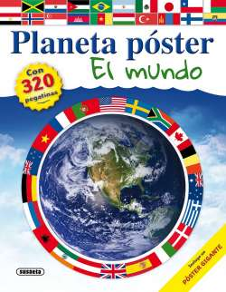 Planeta póster el mundo
