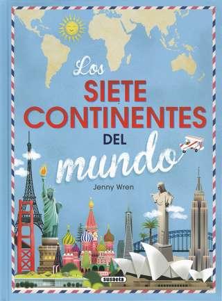 Los siete continentes del...