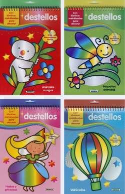 Destellos (4 títulos)
