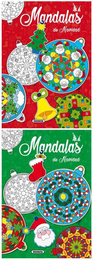 Mandalas de Navidad (2...