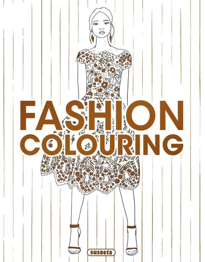 Fashion Colouring