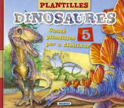 Plantilles dinosaures