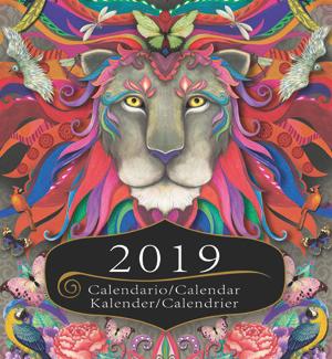 Calendar Boncahier 2019