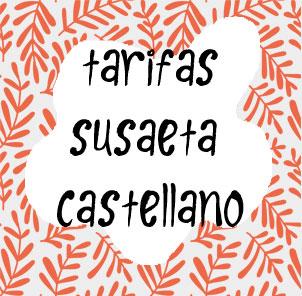 Tarifas Susaeta Castellano