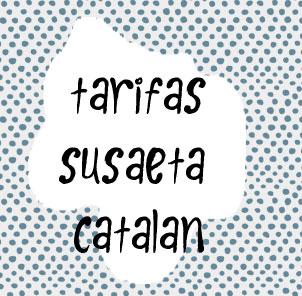 Tarifas Susaeta Catalán