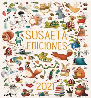 Catálogo Susaeta 2021